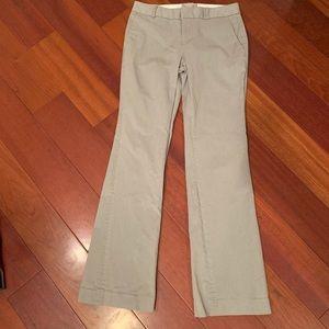 Banana Republic Martin Fit Beige Trouser Pants, 6